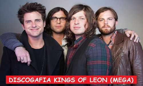 Discografia Kings of Leon Mega Completa 320 Kbps