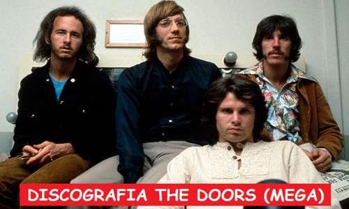 Discografia The Doors Mega Completa 320 Kbps 1 Link Mp3
