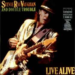 Descargar Stevie Ray Vaughan Live Alive 1986 MEGA