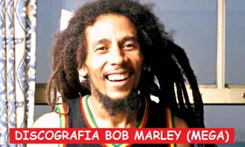 Discografia Bob Marley Mega Completa 320 Kbps 1 Link Mp3