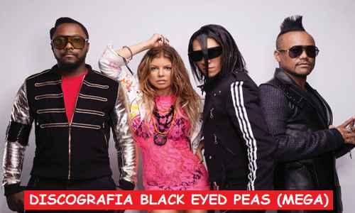 Discografia Black Eyed Peas Mega Completa 320 Kbps Albums