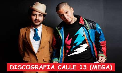 Discografia Calle 13 Mega Completa Descargar