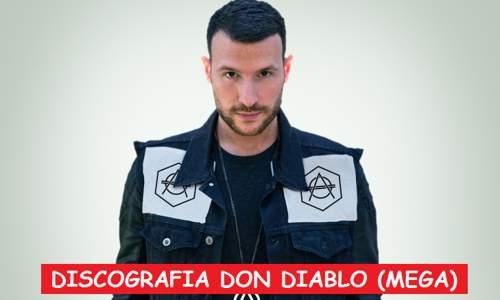 Discografia Don Diablo Mega Completa Albums MP3