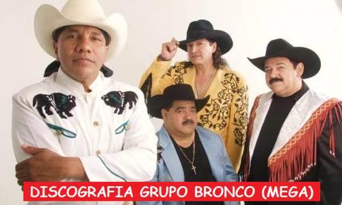 Discografia Bronco Mega Completa Exitos Descargar