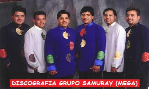Discografia Grupo Samuray Mega Completa Albums