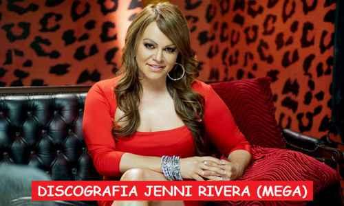 Discografia Jenni Rivera Mega Completa Descargar Gratis