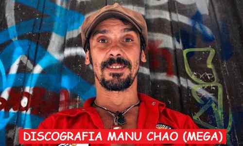 Discografia Manu Chao Mega Completa 320 Kbps