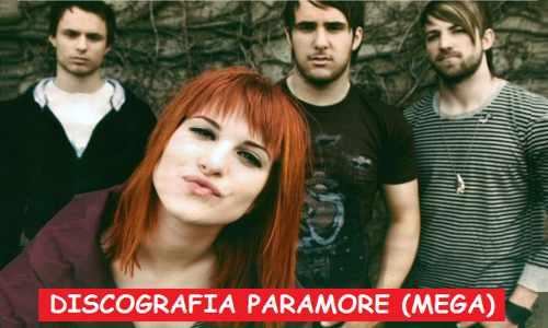 Discografia Paramore Mega Completa 320 Kbps