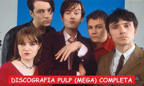 Discografía Pulp Mega Completa 320 Kbps Albums