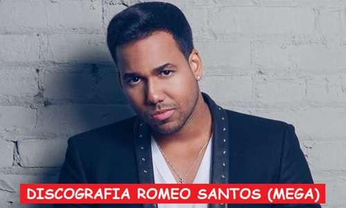 Discografia Romeo Santos Mega Completa Exitos 2017