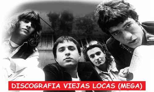 Discografia Viejas Locas Mega Completa 320 Kbps