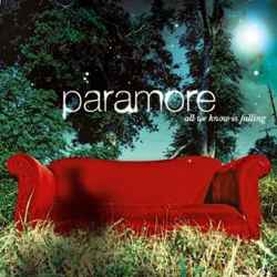 Descargar Paramore All We Know is Falling 2005 MEGA