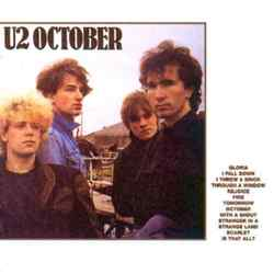 Descargar U2 October 1981 MEGA