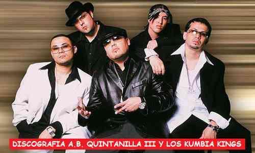 Discografia A.B. Quintanilla y Los Kumbia Kings Mega Completa