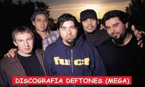 Discografia Deftones Mega Completa 320 Kbps