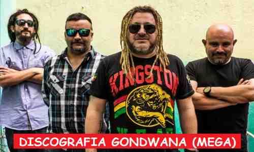 Discografia Gondwana Mega Completa 320 Kbps