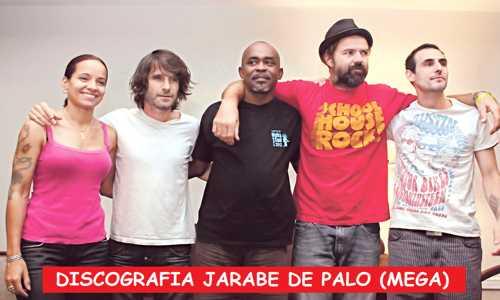 Discografia Jarabe De Palo Mega Completa 320 Kbps