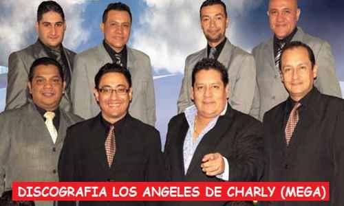 Discografia Los Angeles De Charly Mega Completa