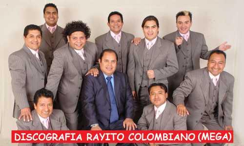 Discografia Rayito Colombiano Mega Completa Grandes Exitos