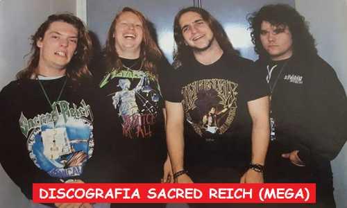 Discografia Sacred Reich Mega Completa 320 Kbps