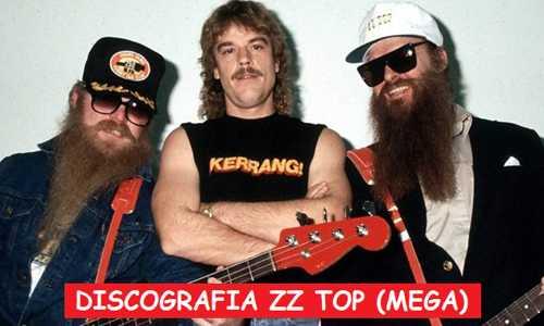 Discografia ZZ Top Mega Completa 320 Kbps Albums