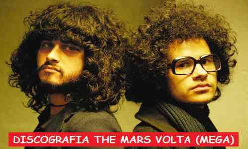 Discografia The Mars Volta Mega Completa 320 Kbps