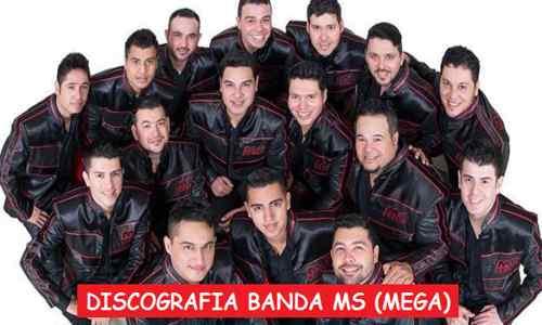Discografia Banda MS Mega Completa Exitos 2017