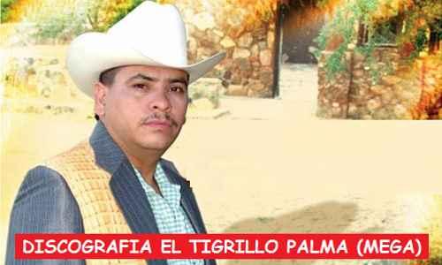 Discografia El Tigrillo Palma Mega Completa Exitos