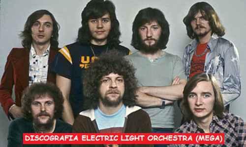 Discografia Electric Light Orchestra Mega Completa 320 Kbps