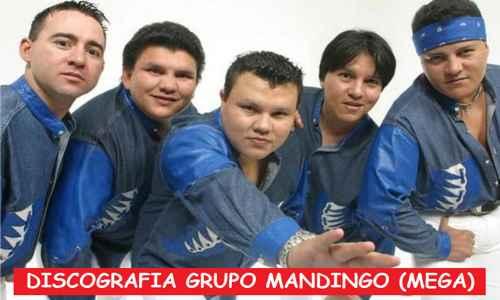 Discografia Grupo Mandingo Mega Completa Exitos