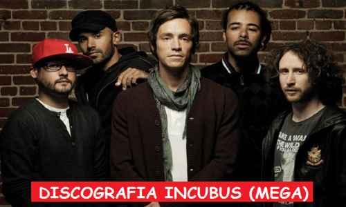 Discografia Incubus Mega Completa 320 Kbps