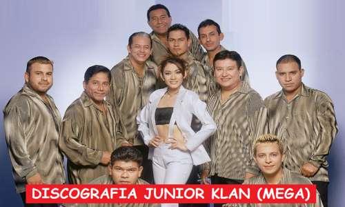 Discografia Junior Klan Mega Completa Exitos