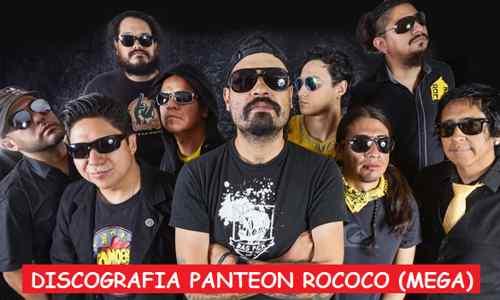 Discografia Panteon Rococo Mega Completa Exitos