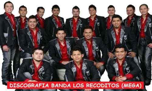 Discografia Banda Los Recoditos Mega Completa Exitos