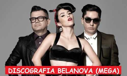 Discografia Belanova Mega Completa 1 Link