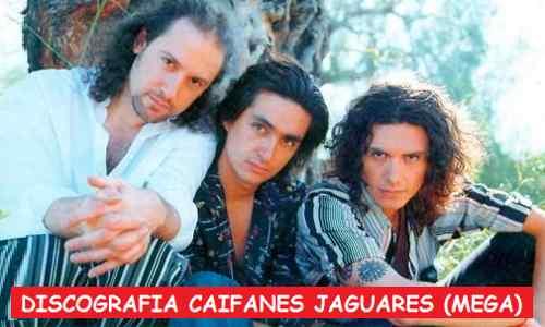 Discografia Caifanes Jaguares Mega Completa 320 Kbps