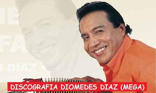 Discografia Diomedes Diaz Mega Completa Grandes Exitos