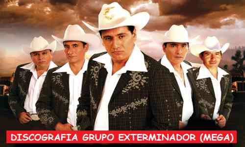 Discografia Grupo Exterminador Mega Completa Albums
