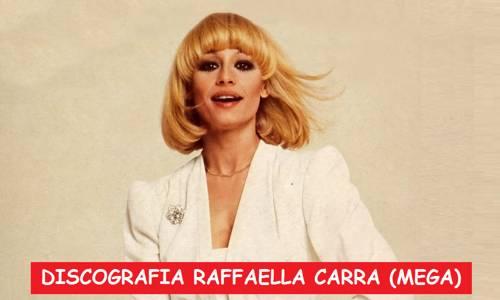 Discografia Raffaella Carra Mega Completa Exitos