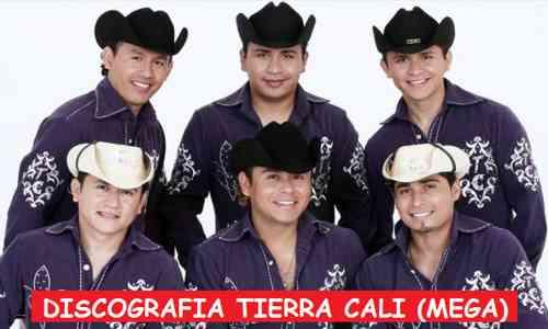 Discografia Tierra Cali Mega Completa Grandes Exitos