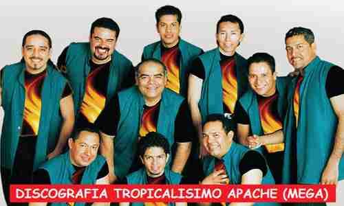 Discografia Tropicalisimo Apache Mega Completa Exitos Rar