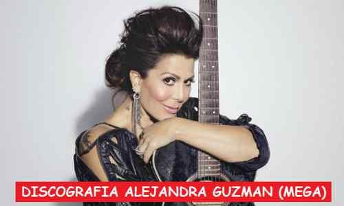 Discografia Alejandra Guzman Mega Completa Exitos