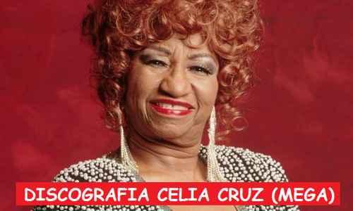 Discografia Celia Cruz Mega Completa Exitos