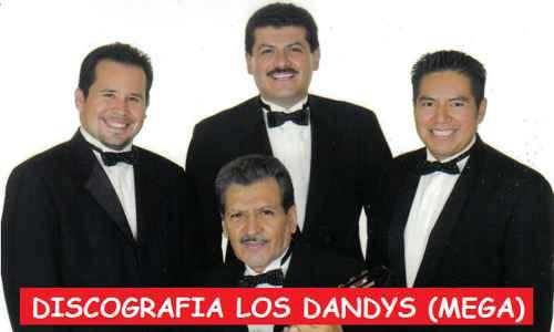 Discografia Los Dandys Mega Completa Exitos