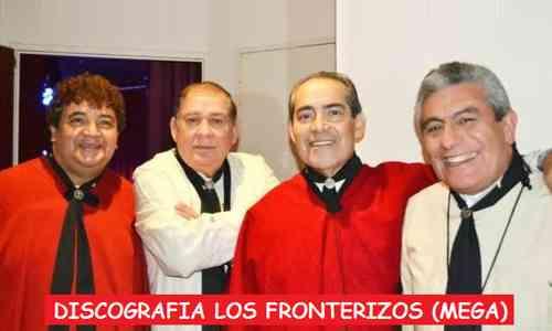 Discografia Los Fronterizos Mega Completa Grandes Exitos