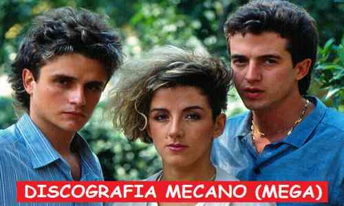 Discografia Mecano Mega Completa Grandes Exitos