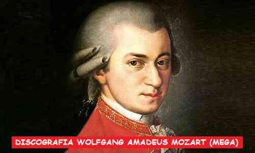 Discografia Mozart Mega Completa Lo Mejor