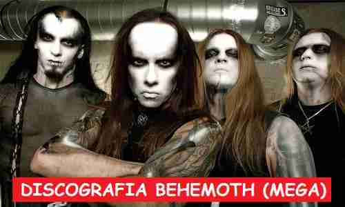 Discografia Behemoth Mega Completa 320 Kbps