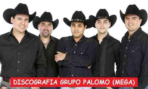 Discografia Grupo Palomo Mega Completa Exitos