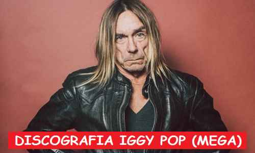 Discografia Iggy Pop Mega Completa Greatest Hits